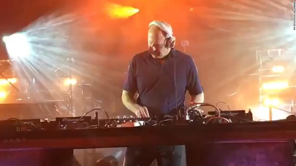 Goldman Sachs' CEO is a part-time DJ
