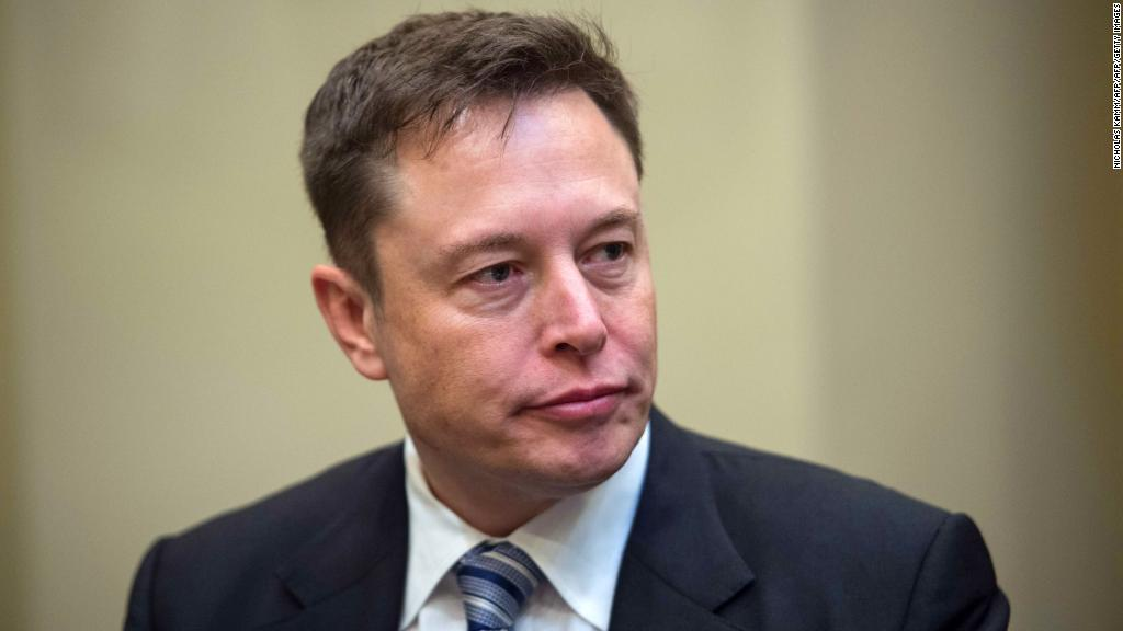 Elon Musk stepping down as Tesla chairman